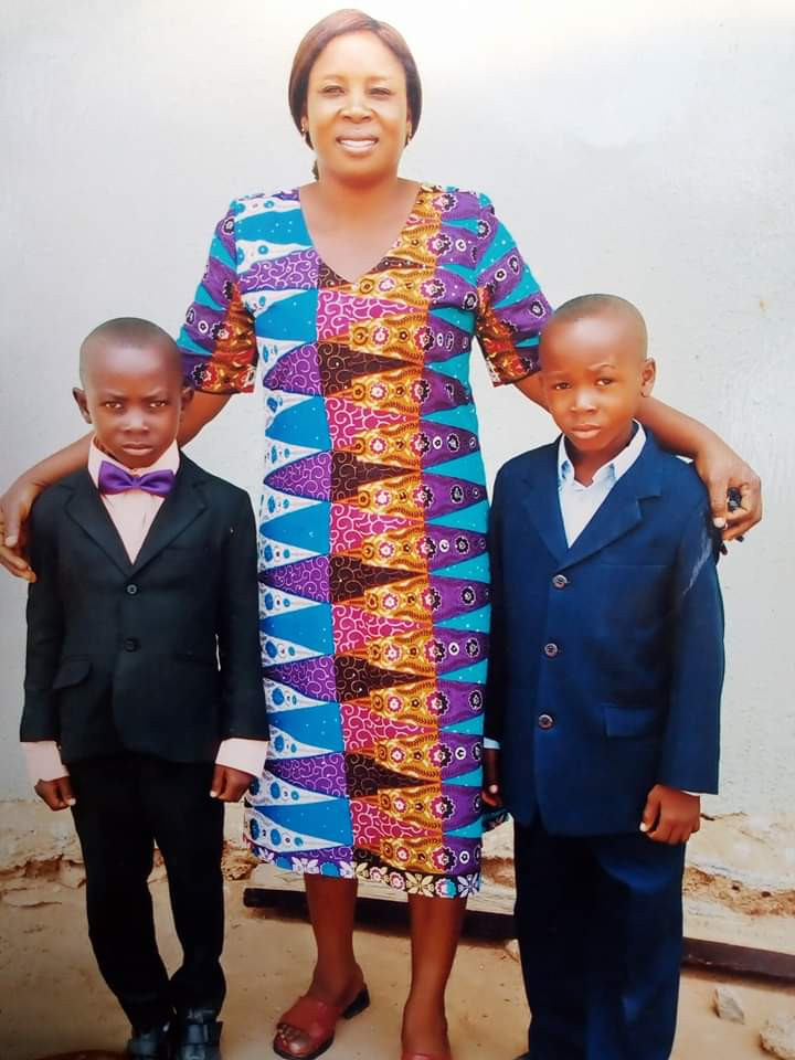 Photos: Two siblings, aged 8 and 10 drown in stream in Benue community while searching for used plastic bottles