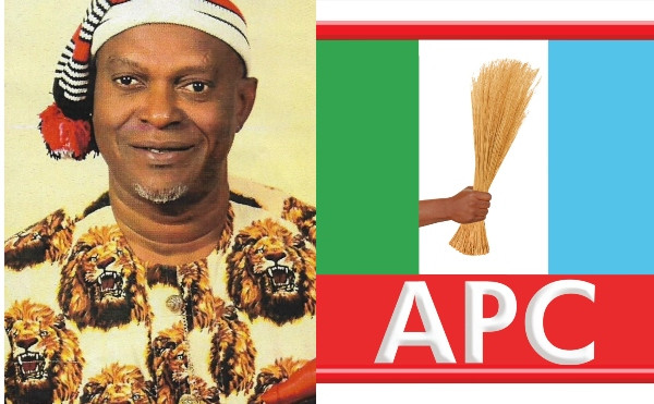 Igbo Presidency is not a right - APC organizing secretary