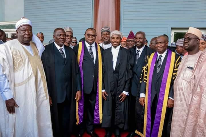 Photos: Governor Tambuwal