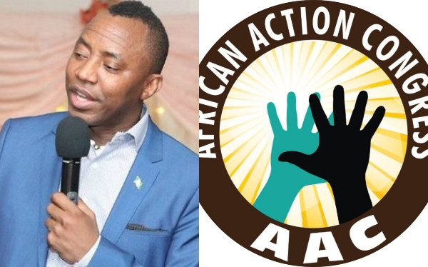 Court upholds suspension Of Sowore From AAC