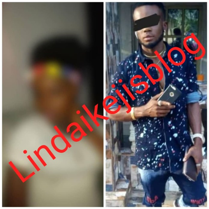 Graphic Photos: 19-year-old lady allegedly drugged and gang raped by her boyfriend and his friends in Lagos, police detain victim in cell