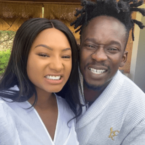 Temi Otedola describes Mr Eazi as her