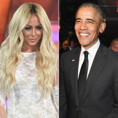 US singer, Aubrey O?Day wants Barack Obama to be her sperm donor