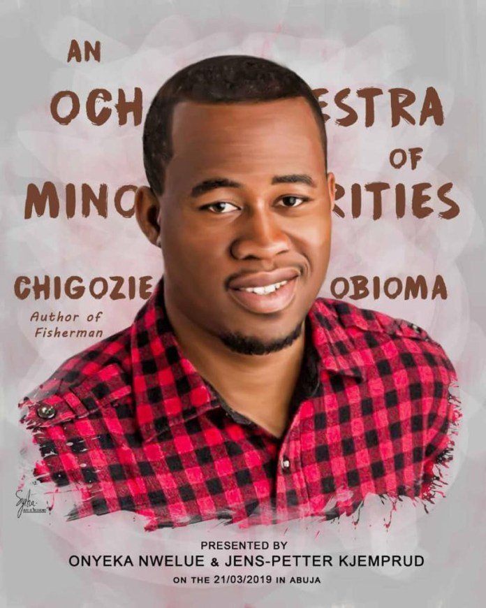 Nigerian writer, Chigozie Obioma, longlisted for the 2019 Booker Prize