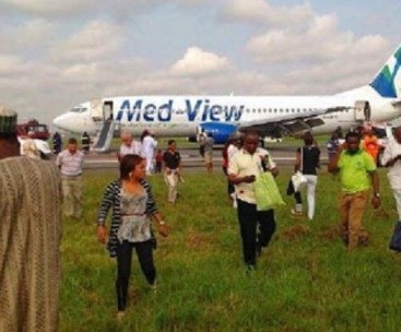 Accident Investigation bureau begins investigation as another aircraft makes emergency landing in Lagos