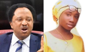 Shehu Sani doubts claim of Leah Sharibu