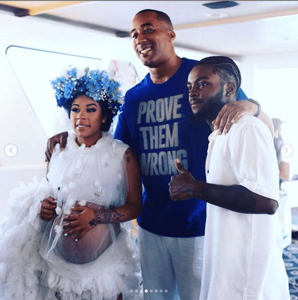 More photos from Singer Keyshia Cole