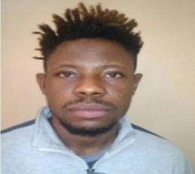 Nigerian kingpin, Victor?who is currently jailed in India has been busted