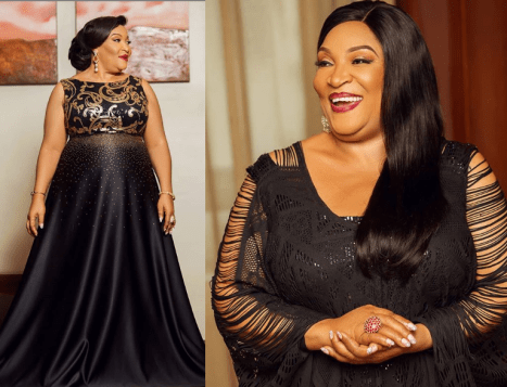 Ngozi Nwosu in stunning birthday photos as she clocks 56 today