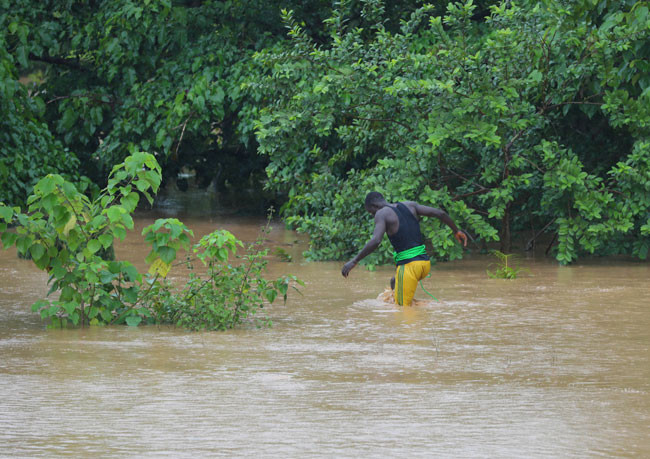 FCT High Court finance director swept away by Abuja flood