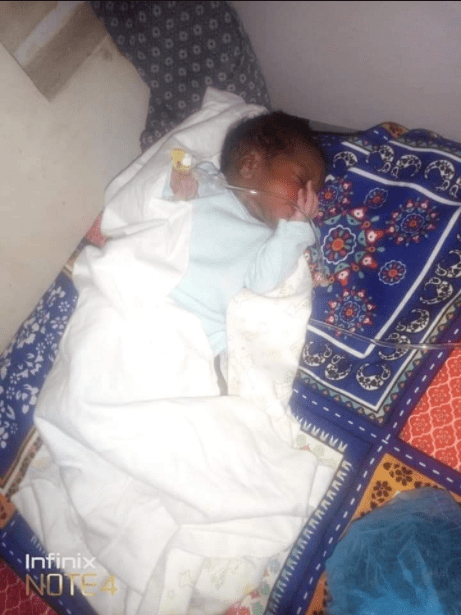 10-year-old orphan gives birth after being raped at IDP camp in Benue state