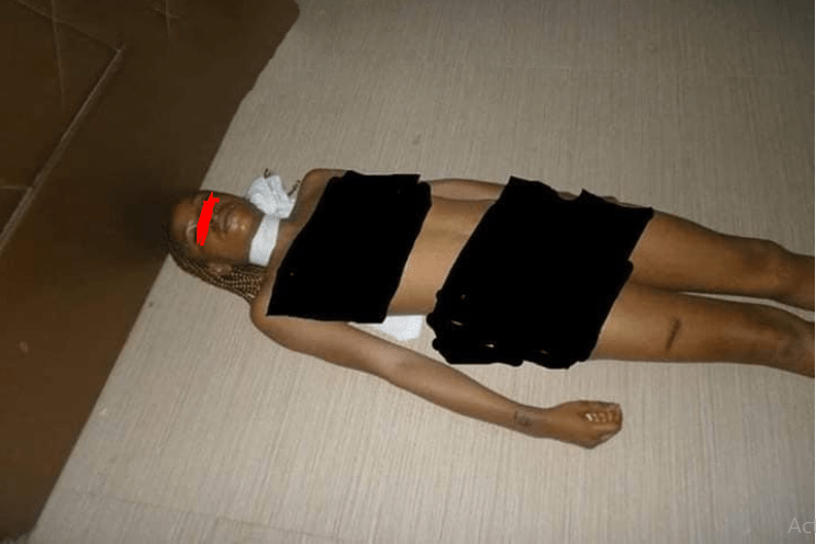Lady found dead underneath a hotel bed in Owerri 3