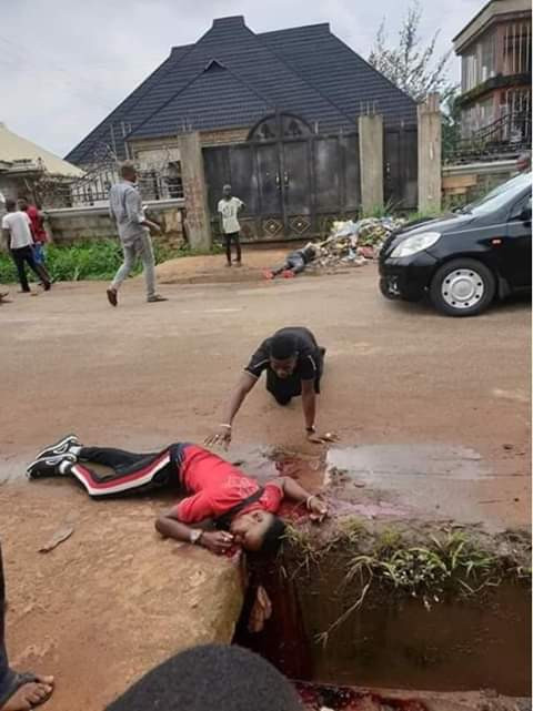 Graphic: Five young men killed in clash between rival cult groups in Anambra