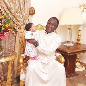 Lawmaker Abdumumin Jibrin tags himself