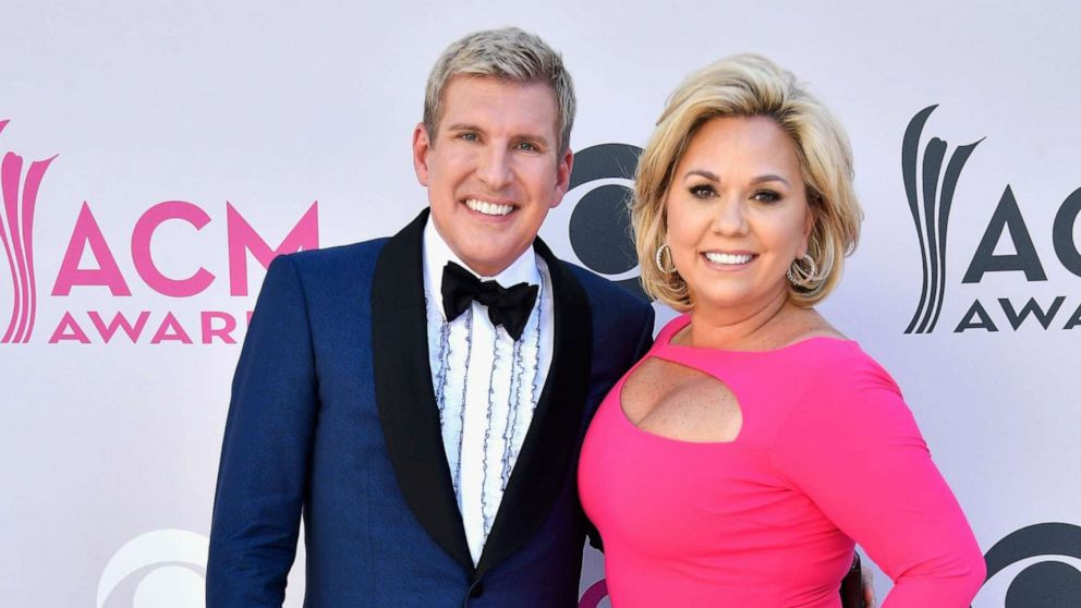 Todd Chrisley and wife Julie facing up to 30-Years in prison for bank fraud