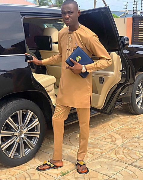 Actress Bimbo Ademoye allegedly dating Ghanaian billionaire Nana Kwame Wiafe (photos/video)