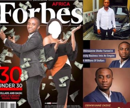 "Obinwanne Okeke ""Invictus Obi"" Fraud Case"