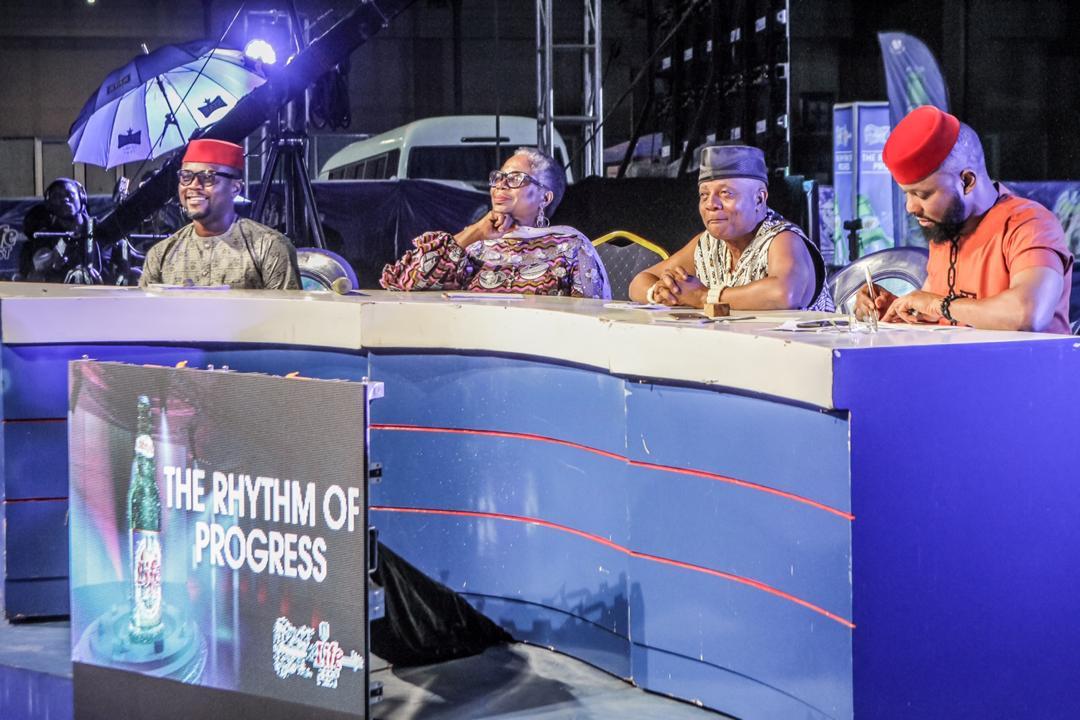 Onyeka Onwenu Returns To Stage With Sensational Performance At Hi-life fest Finale