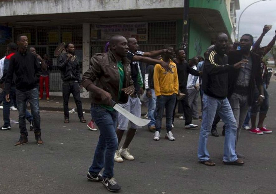 Nigerian man stabbed to death in South Africa