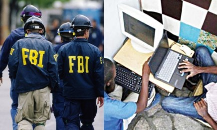 Full list of 77 Nigerians arrested by the FBI for cyber fraud (video)