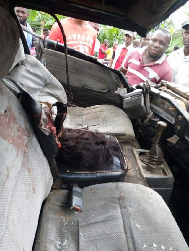 Update: FRSC confirms 6 dead, 17 injured in Anambra accident
