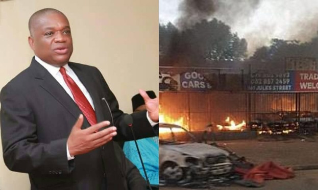 Xenophobia: South African businesses shouldn?t operate further in Nigeria ? Orji Uzor Kalu