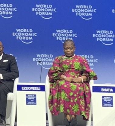 #Xenophobia: Nigerians call out Oby Ezekwesili for attending the World Economic Forum in South Africa