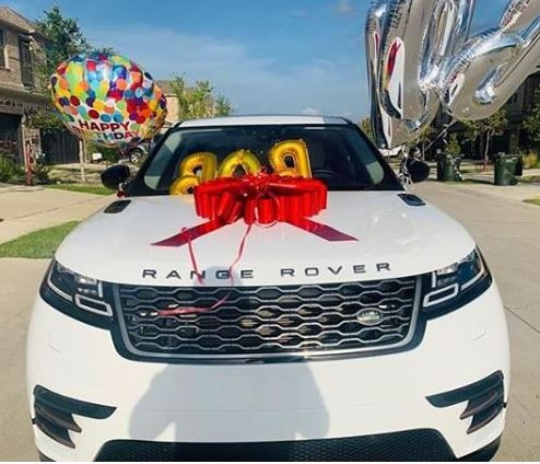 Bobrisky shows off his N30million Range Rover?