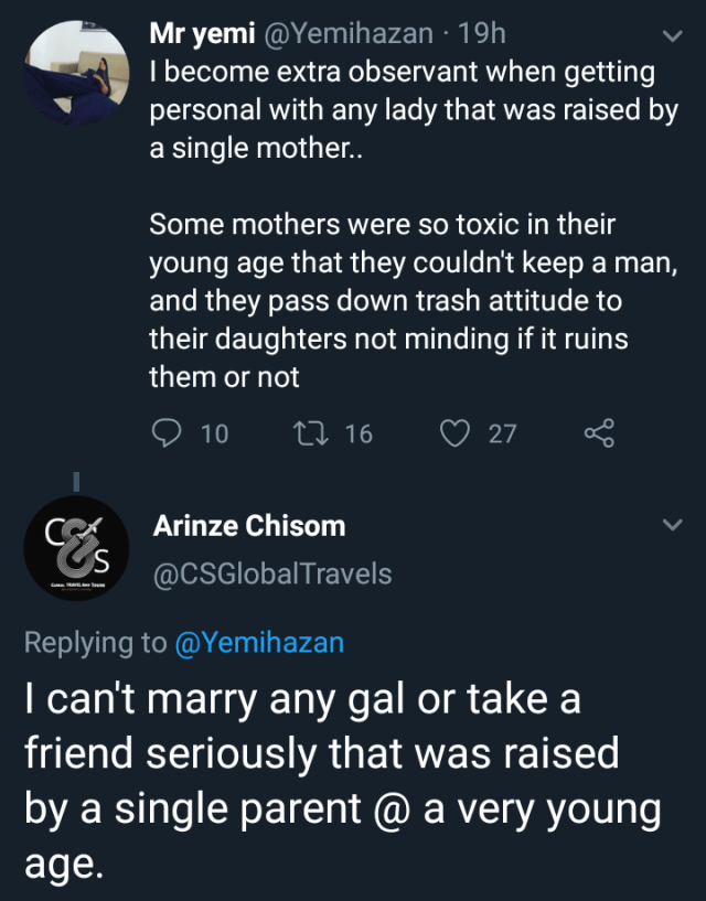 Nigerian man says he can