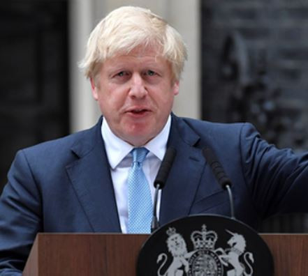 Foreign students can now work in UK after graduation - Prime Minister, Boris Johnson