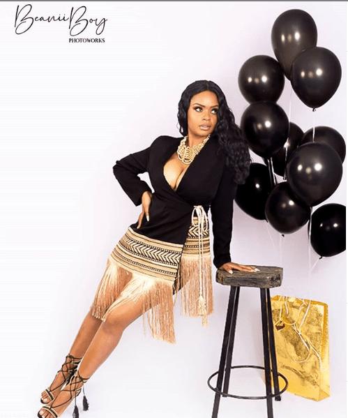 Dillish Mathews shares beautiful photos as she celebrates her birthday