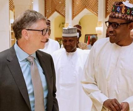 Nigerian government needs to gain credibility with citizens to ensure more taxes are paid – Bill Gates