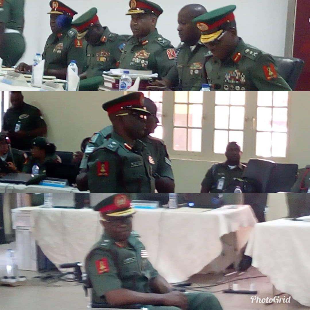 Nigerian Army general asks for removal of General heading a panel investigating him over theft of N400m lindaikejisblog