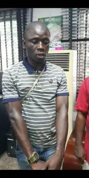 Port Harcourt hotel serial killer finally arrested (photos)
