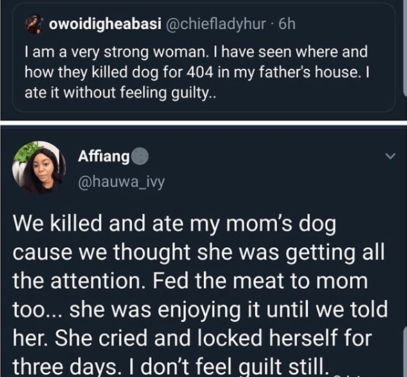Nigerian lady narrates how she and her siblings killed her mother