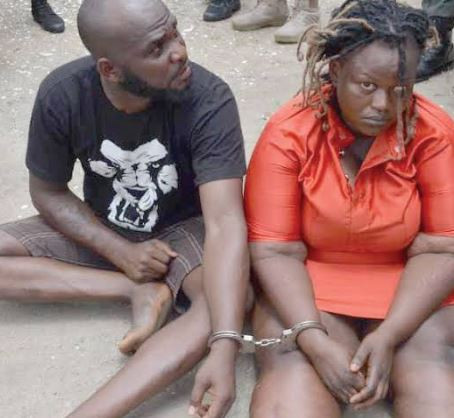 Lagos police arrest�lovers who N38 million health insurance funds and fled to Ghana