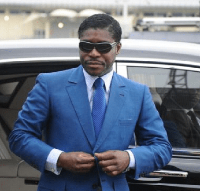 Switzerland to auction?25 luxury cars seized from?Teodoro Mangue,?son of Equatorial Guinea?s president in money-laundering probe