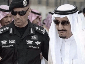 Personal bodyguard of Saudi Arabia's King Salman shot dead and seven others wounded during an altercation at a friend's home