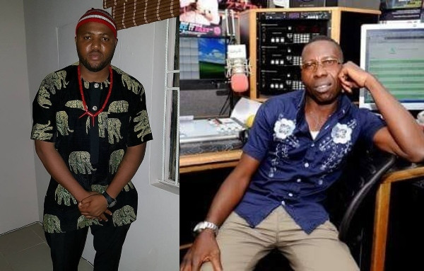 OAP Opute fights dirty after Harrysong's former manager, Kaycee accused him of being one of those that ruined the music industry with bribery lindaikejisblog
