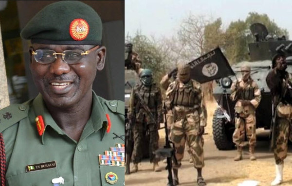 22 soldiers including a Major, declared wanted for running from Boko Haram lindaikejisblog