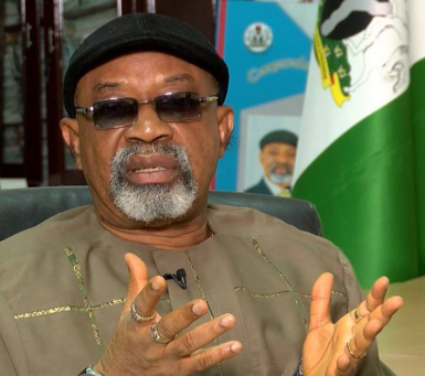 FG�may sack workers to meet minimum wage demand ? Chris Ngige
