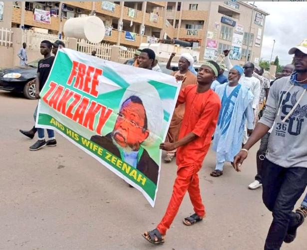 Shiites ignore proscription, stage protest in Abuja