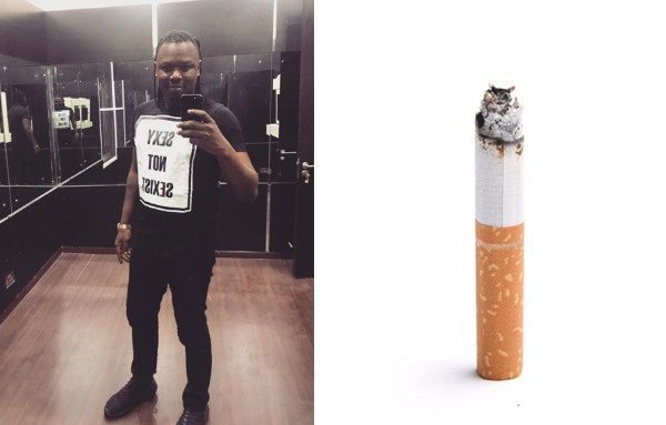 Dr Sid celebrates milestone achievement of not smoking for a year lindaikejisblog
