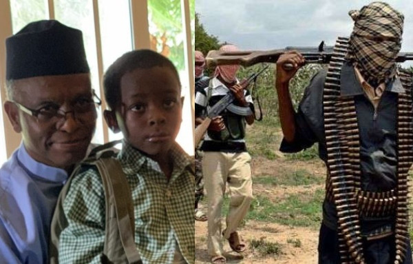 My child will remain in public school despite kidnapping threat ? El-Rufai lindaikejisblog