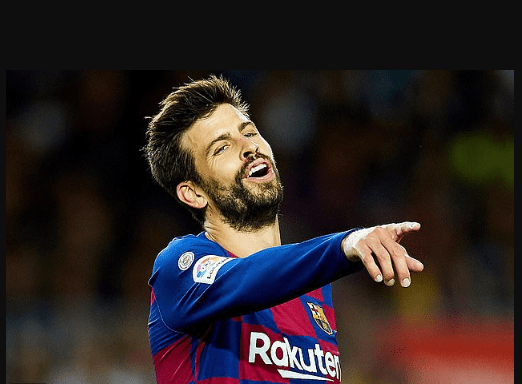 Gerard Pique accused of deliberately getting a yellow card in order to guarantee playing against Real Madrid in El Clasico