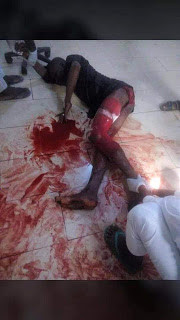 Robbery victim bleeds to death on hospital floor in Zamfara after staff allegedly refused to attend to him for 5 hours (photos)