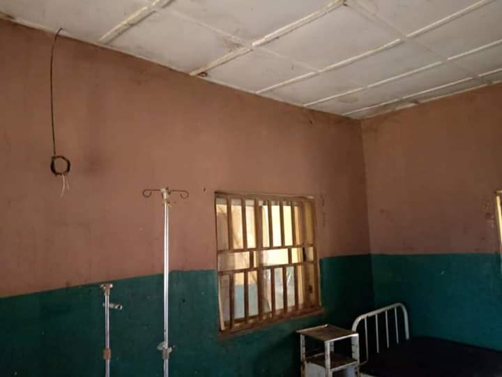 Appalling state of a General Hospital in Kebbi