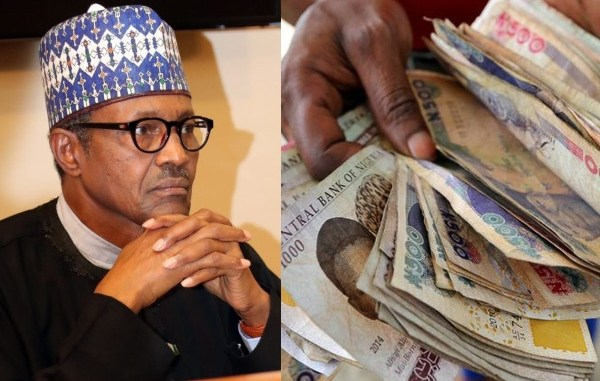 Few people in 5 states control Nigeria's wealth – President Buhari