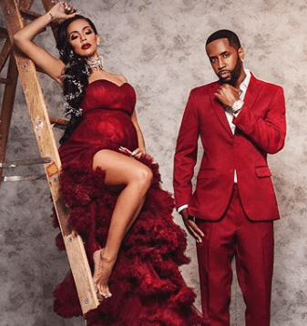 "Safaree reveals what his wife did for him just before their wedding that left him ""speechless"""