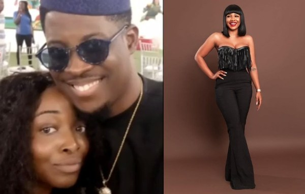 Seyi's girlfriend, Adeshola says Tacha is not his type (video)